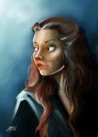Margaery Tyrell by VoidmageHusher