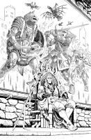 Elric - The Balance Lost 0-7 by francesco-biagini