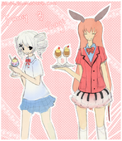 kind of NEW OCs by Usato
