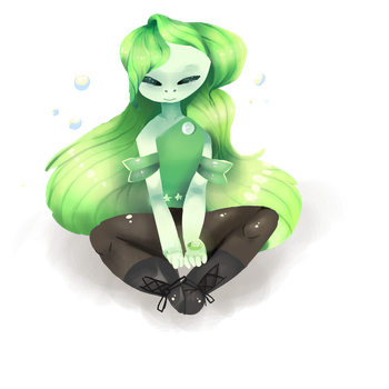 Jade by Mossypath