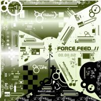 FORCE FEED-VECTOR HiRES by blastafuzix