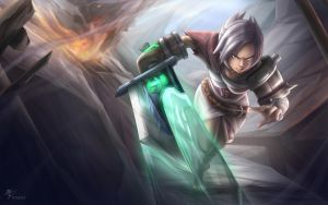 Riven by VegaColors