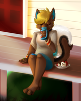 Look at the wonderful mess that we've made by pepsimutt