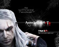 Wallpaper BeTa The Witcher by wifsimster