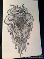 Grotesque by TentaclesandTeeth