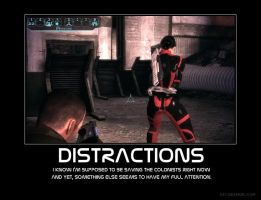 Distractions by Zukan450