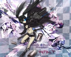 Black Rock Shooter - IMPACT by Takuneru