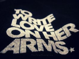 TWLOHA by thelastheroine
