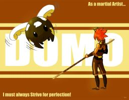 Domo rules by Squallrulz06