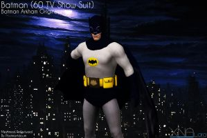 BAO - Batman 60 TV Show Suit by Postmortacum