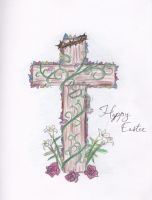 Happy Easter by WalkswithChrist