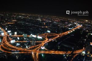 Bangkok Night Scenery 3 by josgoh