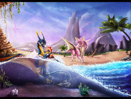 C: Fishing Success! by xX-Starduster-Xx