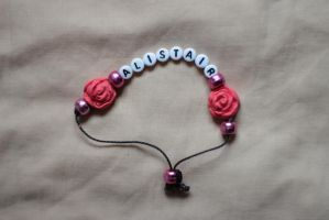 Alistair's Rose Bracelet by Asukauk