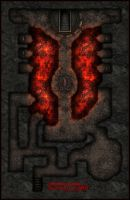 Infernal Chasm of the Scorpion Lord by Neyjour