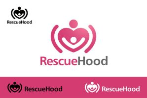 Rescuehood  Logo by HassanyDesign