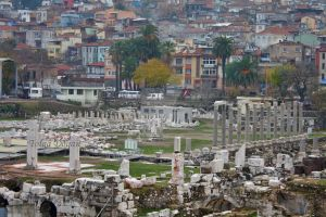Agora Antique Heritage and the City by cachealalumiere