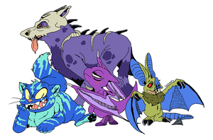 Neopets by thrill-house
