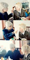Hetalia - Food by oishii-tomato