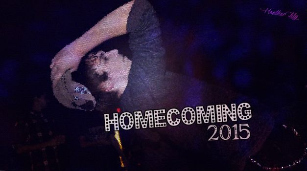 'Bodies Glowing in the Night' - Homecoming 2015 by HeatherLily