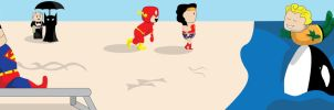 Justice League- Scribblenauts Unmasked by DreamBig20761