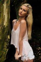 Kahli - pink top 3 by wildplaces