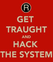 Get Traught - Hack the System by Akeyami