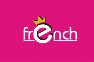 French Logo by nightoverservice