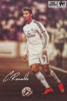 My New Edit For Cristiano Ronaldo by nourdesigner
