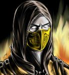 Scorpion sketch by ThisBodomLake