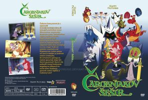 carobnjakov sesir the magician's hat dvd cover by credomusic