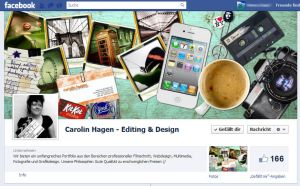 Facebook Timeline Cover II by LaCaroratcha