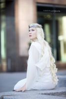 Galadriel by mikomiscostumedworld