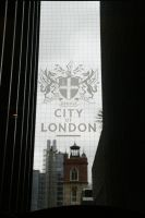 City of London by sleeponground
