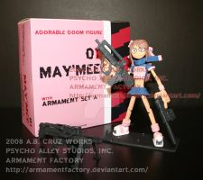 MAY'MEE 01 by ARMAMENTFACTORY