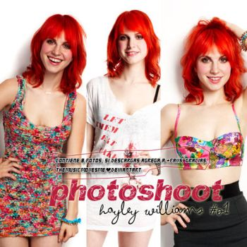 Hayley Williams Photoshoot 01 by themusicmovesme