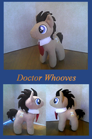 Doctor Whooves by MartianRaindrop42