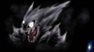 Haunter by archus7