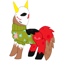 Contest Entry: 'ugly' sweater by MaxDieDude3