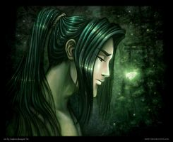 Green Dream by andrea-koupal