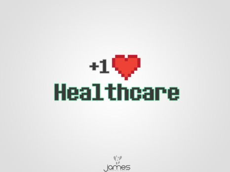 Plus 1 Healthcare by JMSGraphicDesign
