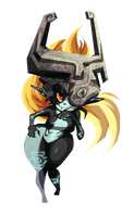 Midna by Riendonut