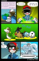 Pokemon: Black n' White by DukeStewart