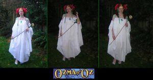 Ozma of Oz Hallowe'en '08 by You-stupid-boy