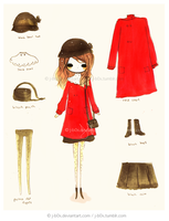 Red Coat by j-b0x