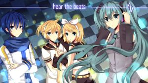 Hear the Beats by Angelschatedral99