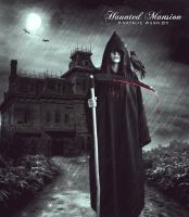 Haunted Mansion by NatsPearlCreation