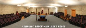Annawon Lodge 115 Lodge Room C by patganz