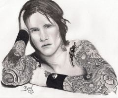 Josh Todd from Buckcherry by bevf2003