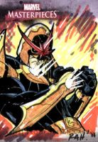 Marvel Sketch Card Comish 1 by RAHeight2002-2012